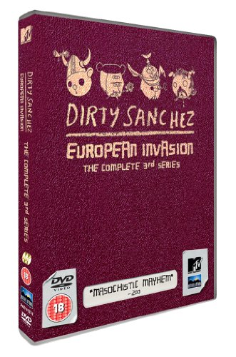 European Invasion - The Complete 3rd Series