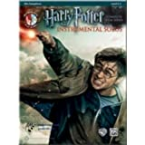 Harry Potter Instrumental Solos Alto Sax - Selections from the complete Film Series - SAXOPHONE ALTO Partitions pour]