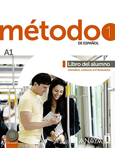Nuevo Sueña: Método 1 de español. Libro del Alumno A1 (Métodos - Método - Método 1 De Español A1 - Libro Del Alumno) por Sara Robles Ávila
