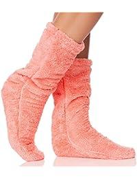 L&L Women's Warm Winter Socks Colorful