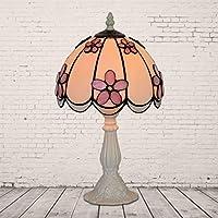 ZYCkeji Zart Europäische Pastorale Kunst Rosa Warmen und romantischen Schlafzimmer Nachttisch Dekorative Tischlampe... preisvergleich bei billige-tabletten.eu