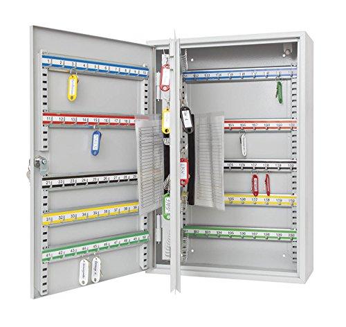 WEDO Schlüsselschrank mit 150 oder 200 Haken - Schlüsselkasten