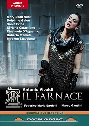 Vivaldi: Il Farnace (Teatro del Maggio Musicale Fiorentino, 2013) [DVD]