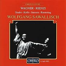 Rienzi, Opera En Cinq Actes [Import anglais]