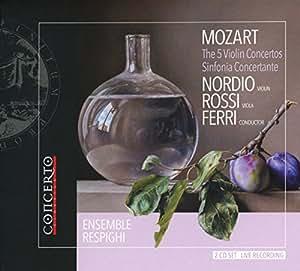 Concerti Per Violino (Integrale), Sinfon