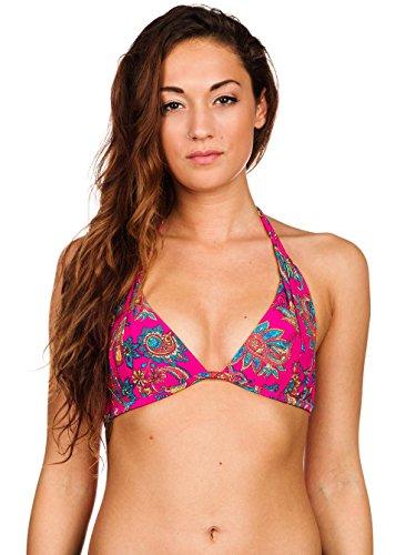 O'Neill Damen PW Paisley Molded Bikini Top red aop w/ red