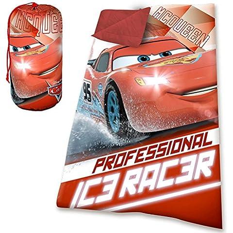 Saco dormir Cars Disney Profesional Ice Racer