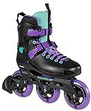 Powerslide Training und Ausdauer, Freeskate und Slalom-Inline-Skate Metropolis Supercruiser 110
