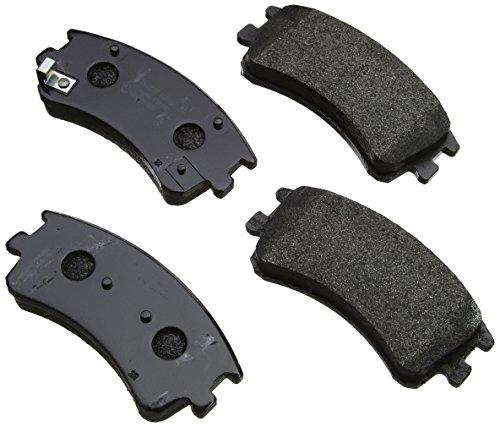 Preisvergleich Produktbild Brembo P49032 Vordere Bremsbeläge,  Anzahl 4