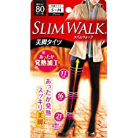 Slimwalk Japan Beauty Slim Tights - Black - S-M Size preisvergleich bei billige-tabletten.eu