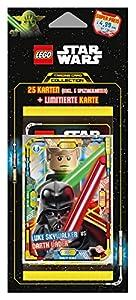 Top Media 180255Lego Star Wars Cartas coleccionables, 5Unidades