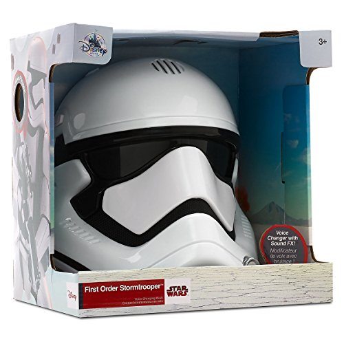 The Force Awakens First Order Stormtrooper Voice Changing Mask by Disney (Stormtrooper-kleid)