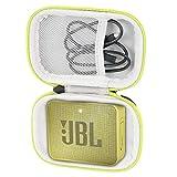 pour JBL GO 2 Mini Enceinte Bluetooth Portable Étanche EVA Dur Cas Voyage Etui...