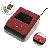 Cablematic - Geldprüfer Geldprüfgerät Banknotenprüfer Geldscheinprüfer Euro Detektor mit Totalisator-LCD mini
