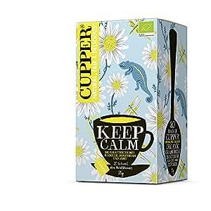 Cupper Tea - Keep Calm, 35 g