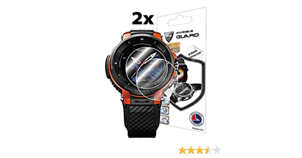 IPG pour Casio Wsd – F30 montre Outdoor protection écran (2  wYNOW