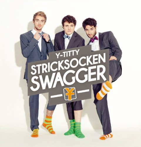 Preisvergleich Produktbild Stricksocken Swagger (Limited Deluxe Edition inkl. Handysocke)