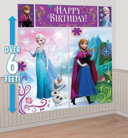 1 X Disney Frozen Scene Setter by Disney
