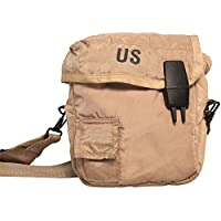 Official US Military 2 QT Collapsible Water Canteen Pouch Carrier Cover with Sling by Unicor preisvergleich bei billige-tabletten.eu