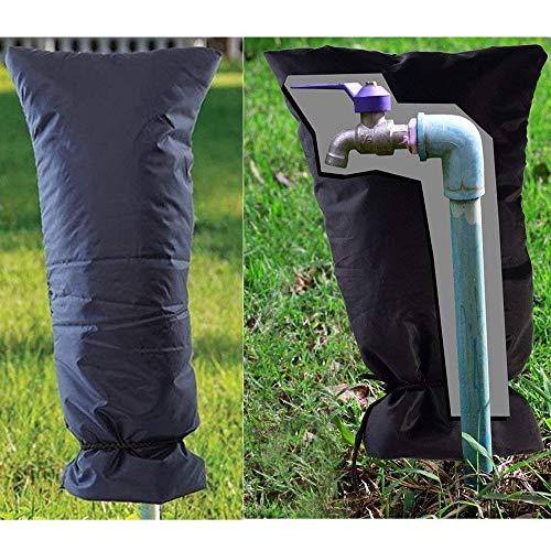 TAOtTAO Faucet Cover Garten Wasserhahn Abdeckung Wasserhahn Freeze Schutz Außen Wasserhahn Frost...
