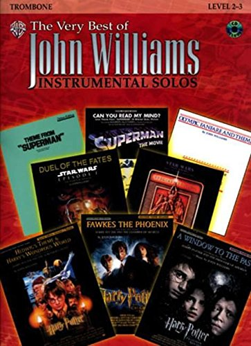 The Very Best of John Williams: Trombone, Book & CD