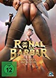 DVD Cover 'Ronal der Barbar