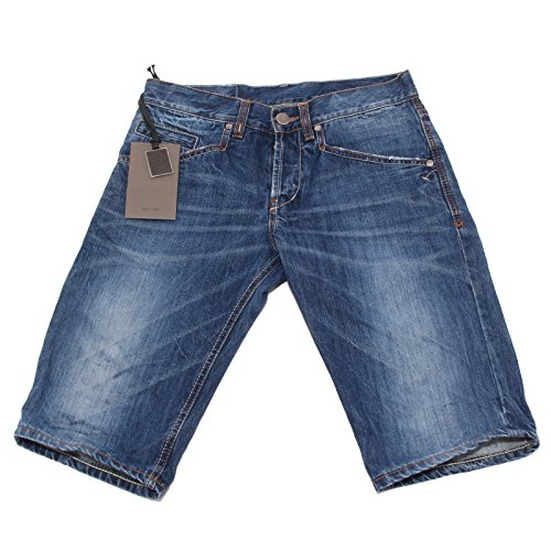 9853P bermuda DONDUP blu pantalone corto uomo short men [30]