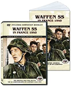 World War II -Waffen SS In France 1940 [DVD]