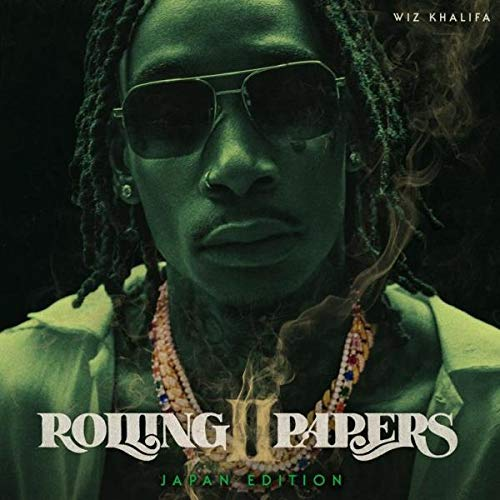 Rolling Papers 2 (Wiz Khalifa-cds)