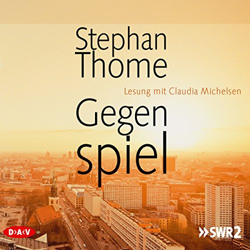 Buchseite und Rezensionen zu 'Gegenspiel' von Stephan Thome