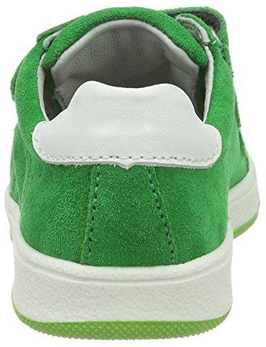 Richter Kinderschuhe Special, Sneakers basses garçon Grün (grass/panna)