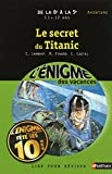 Image de ENIG VAC SECRET DU TITANIC 6E/