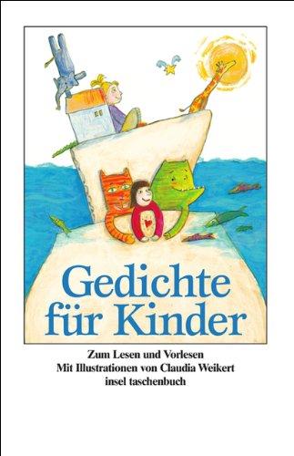 Gedichte für Kinder: Zum Lesen und Vorlesen (insel taschenbuch)