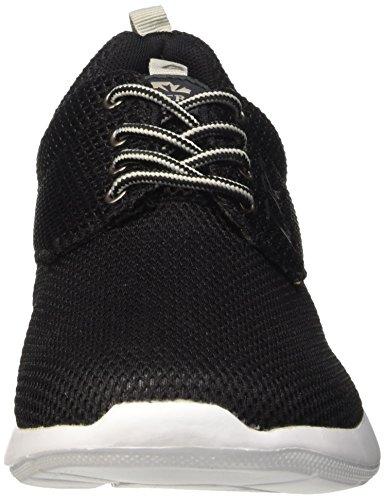 Lumberjack Future, Chaussures Basses Homme Noir (Cb001 Black)
