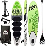 Aqua Marina Thrive SUP gonfiabile Stand Up Paddle surf board Paddle