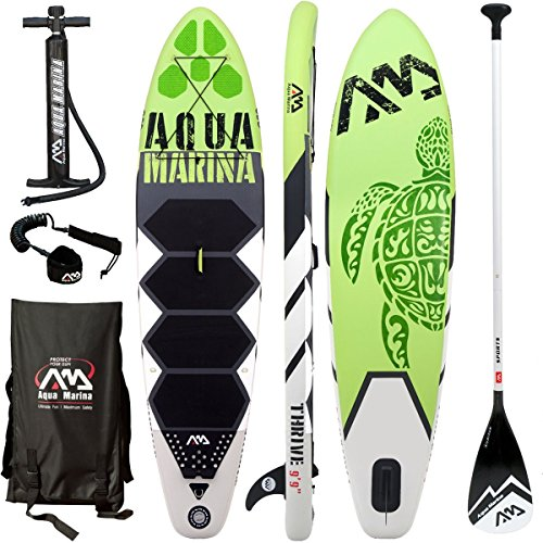 AQUA MARINA THRIVE SUP inflatable Stand Up Paddle Surfboard Paddelboard
