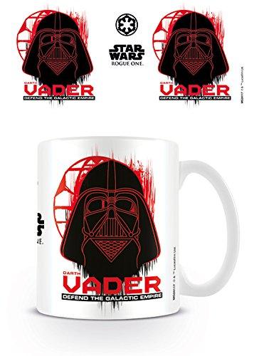 Star Wars Rogue Uno Darth Vader Taza de cerámica
