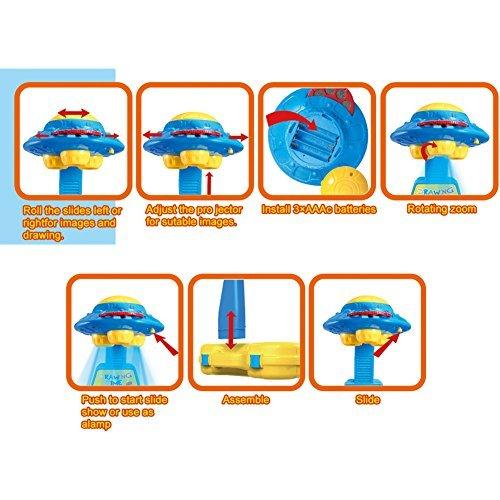 proiettore giocattolo tavolo da disegno educativo per bambini - Tavolo Da Disegno Per Bambini