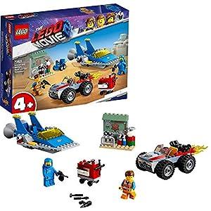 LEGO Movie 2 - Emmet e l'officina Aggiustatutto di Benny, 70821  LEGO