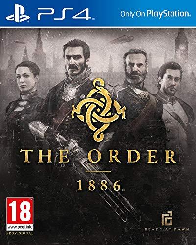 Order: 1886 - PlayStation 4 [Edizione: Francia]