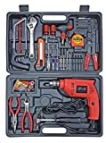 shopper 52 10 mm 350 W Powerful Electric Drill Machine Combo Tool Kit/Box