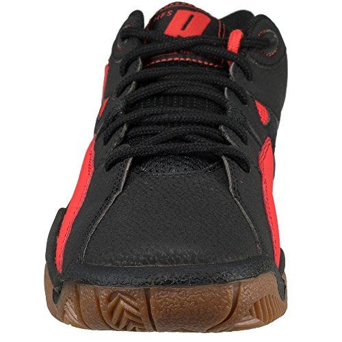 Prince, Sneaker uomo Black/Red