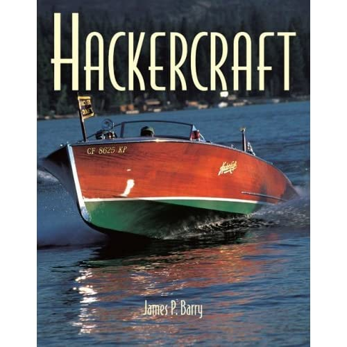 Hackercraft by James P. Barry (2009-10-03)