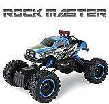 Ferngesteuertes Auto für Kinder - Rock Crawler 4x4 RC Auto