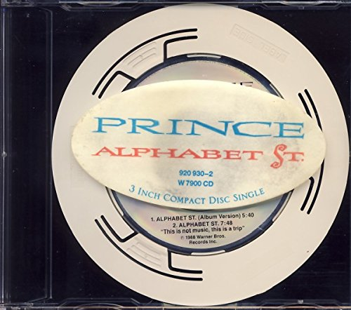 Alphabet St. [UK Import] (Alphabet Paisley)