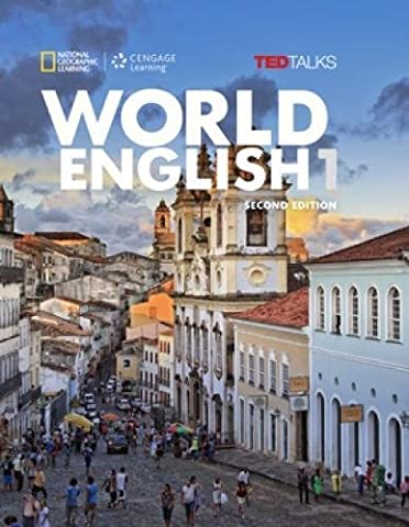 World English 1: Student Book/Online Workbook Package (World English, Second