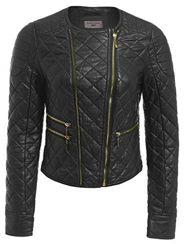 ss7-womens-faux-leather-fitted-biker-jacket-black-red-sizes-8-to-16-uk-10-black