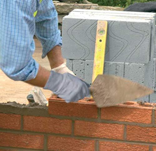 Amtech G0300 Brick Trowel 10-Inch Bricklaying Tools