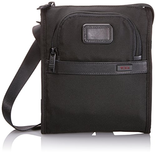 Tumi Bolso weekend, negro - negro, 022110D2_Black_24