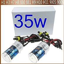 LED Auto niebla luces, ultra High Brillo, decodificación luces, los últimos modelos, faros, NUMBERPLATE, día luces, faros direccionales HID Xenon Bombilla//35W DC AC Bombilla H7/35W